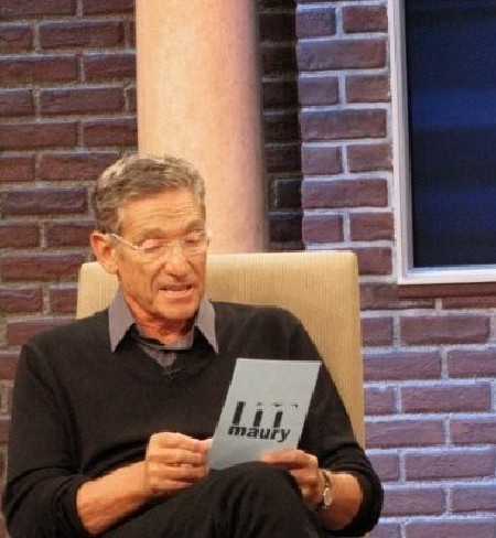 Maury Determined That Was A Lie