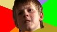 Angry School Boy