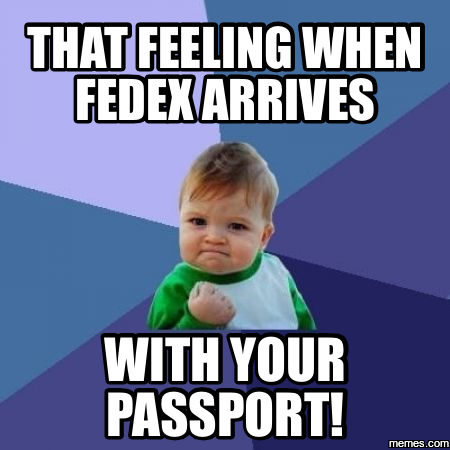 Image result for passport memes
