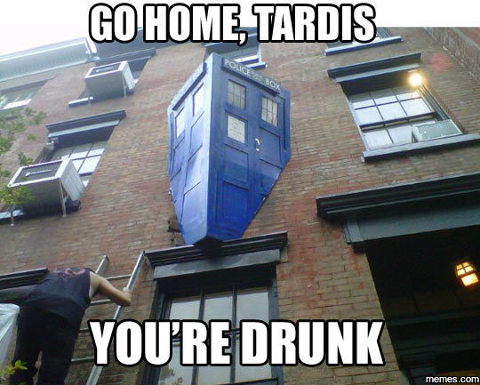 Get It Together, Tardis