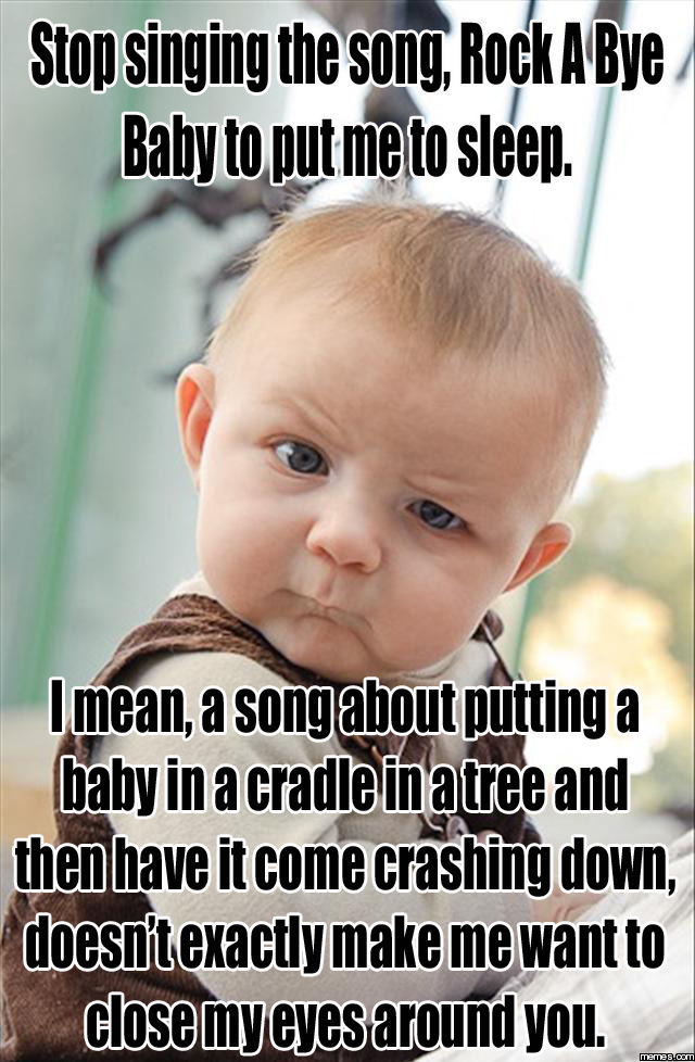 117171 rock a bye baby memes com,Download Funny Baby Memes