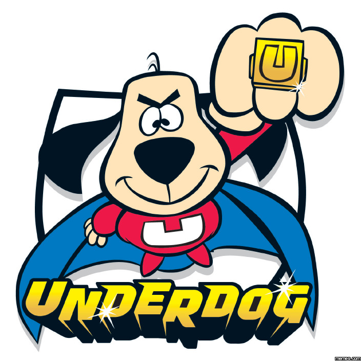 Image result for underdog meme