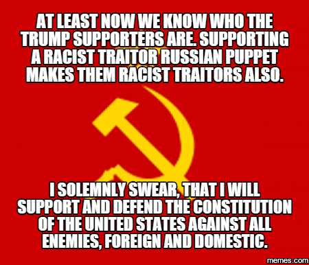Image result for trump traitor memes