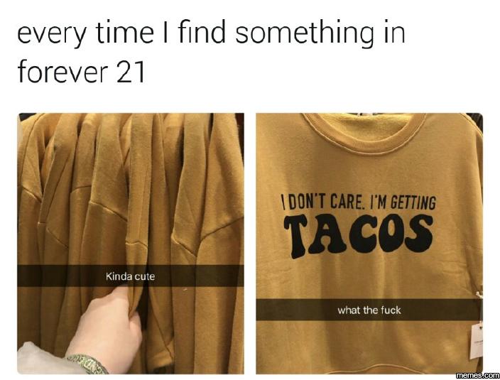 Forever 21 Weird Shirts 1