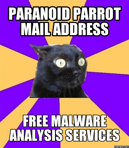 chronic anxiety cat meme - photo #19