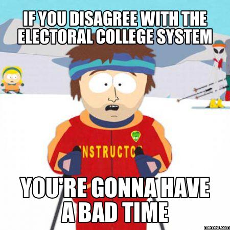 145511 home memes com,Electoral College Memes