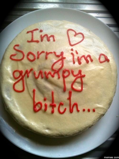 203070 i'm sorry i'm grumpy memes com,Im Sorry Meme