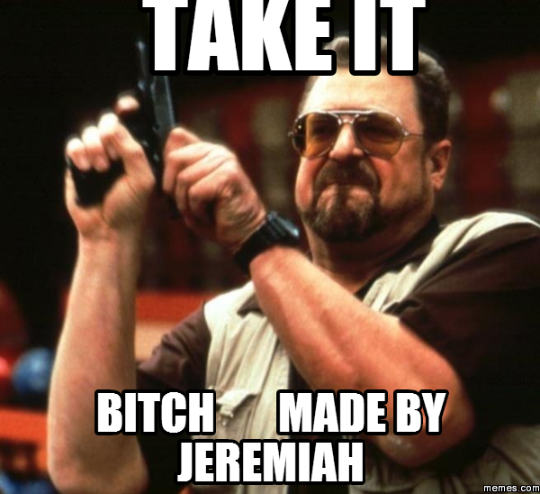 Jeremiah Meme