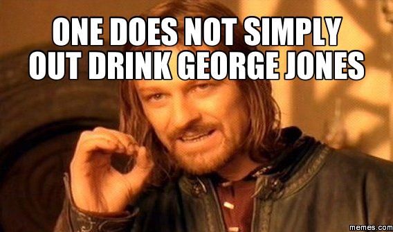 George Jones George Jones and Ladies I ♥ Country