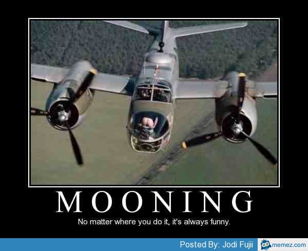25880 mooning is always funny memes com,Laser Pointers Funny Airplane Meme