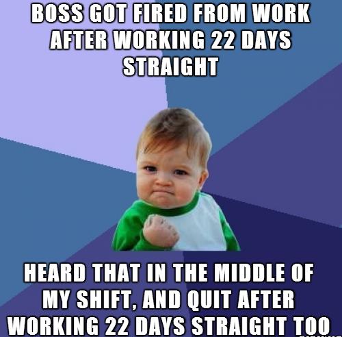 Funny Work Boss Meme : Home memes