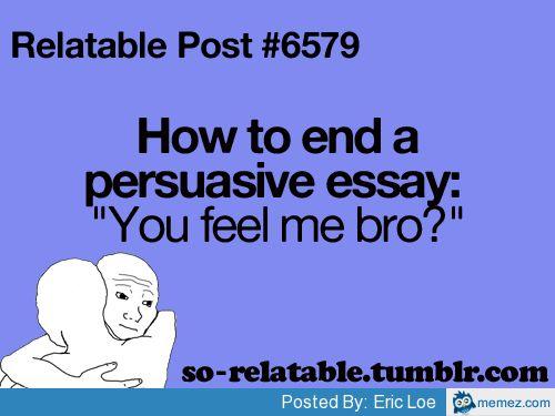 Persuasive Essay Generator