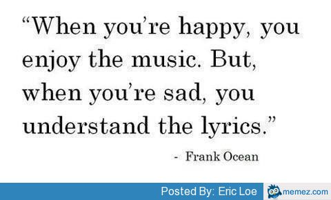 Music lyrics quotes pictures