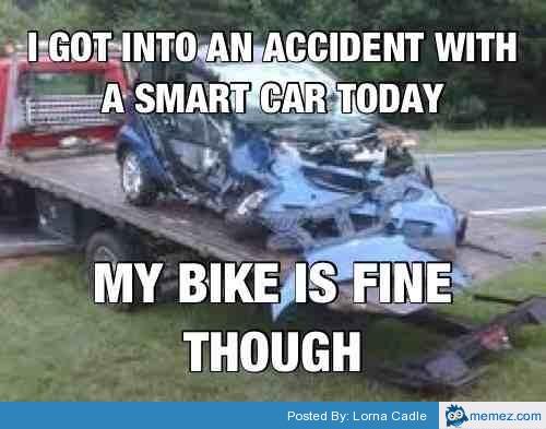 Smart Car Accident
