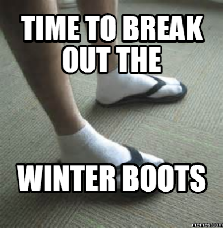 Image result for winter meme