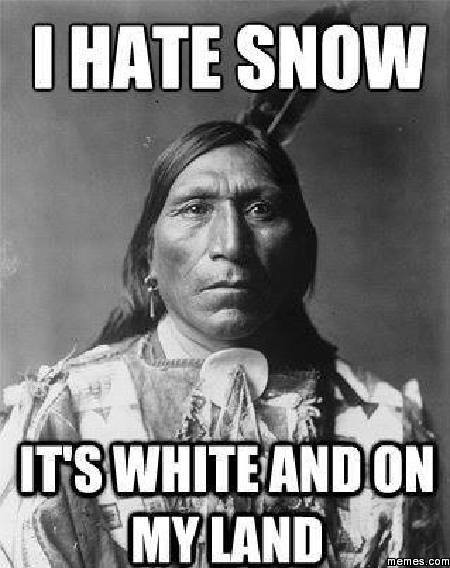 368667 i hate snow it's white and on my land memes com,Meme Land