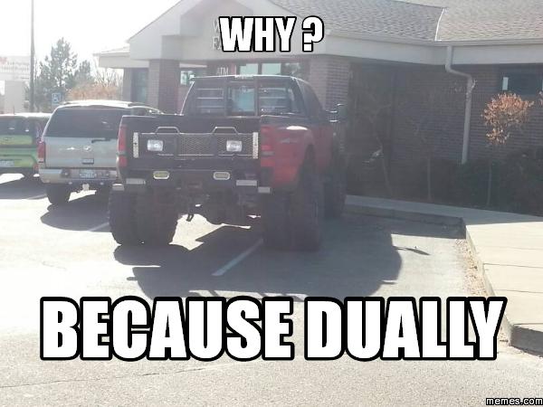 Dually >> Home | Memes.com