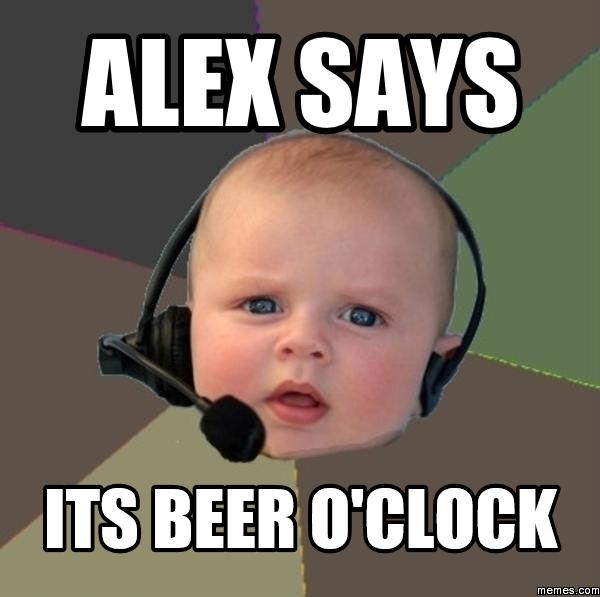 424364 home memes com,Beer O Clock Meme