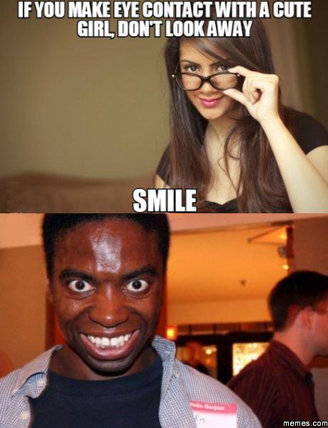 Little Girl Funny Smile Meme : Home memes
