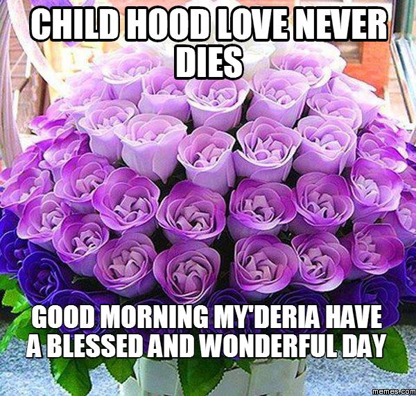 Good Morning Meme Blessed : Home memes