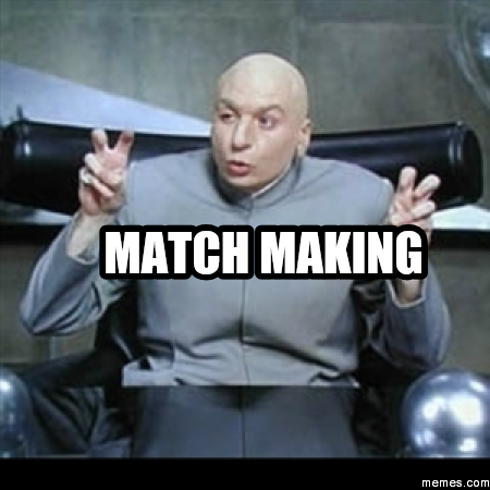 Match making pictures