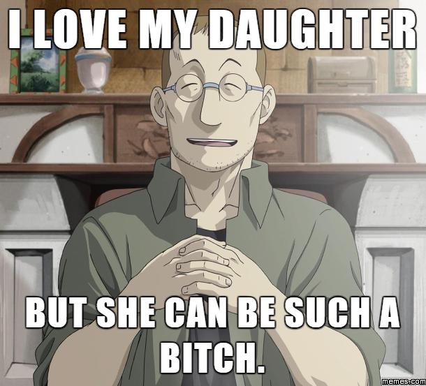 474324 home memes com,I Love My Daughter Meme