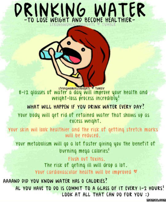 Funny Memes About Drinking Water : Home memes