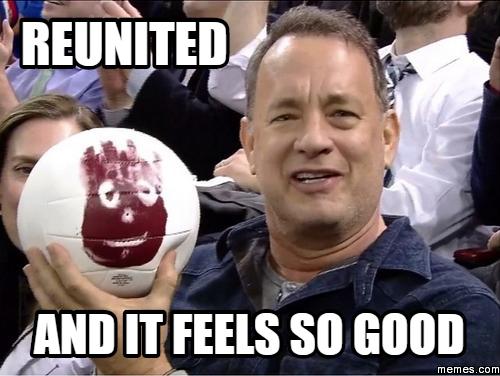 Image result for reunited meme
