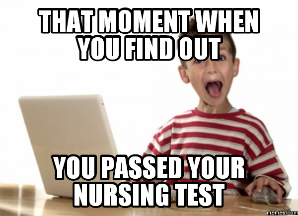 502105 home memes com,Nursing Exam Meme