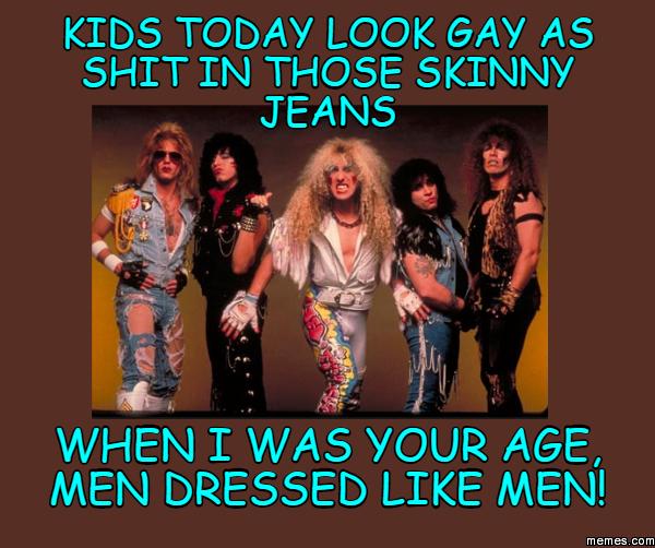 gay men Skinny