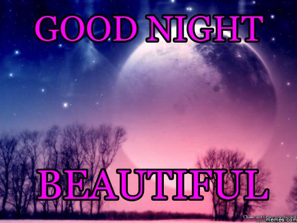 good night sleeping beautiful - photo #6