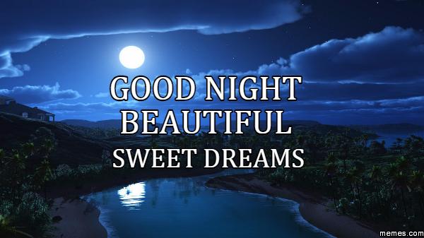 good night sleeping beautiful - photo #11