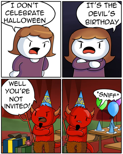 568413 it's the devil's birthday memes com,Devil Meme