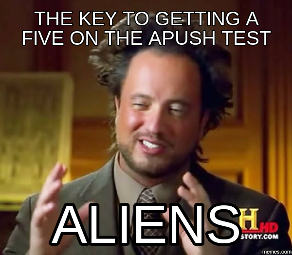 Image result for apush test memes