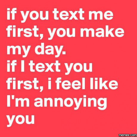 Early Dating How Often To Text