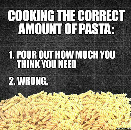 Image result for pasta meme