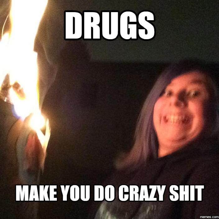 Crazy shit com
