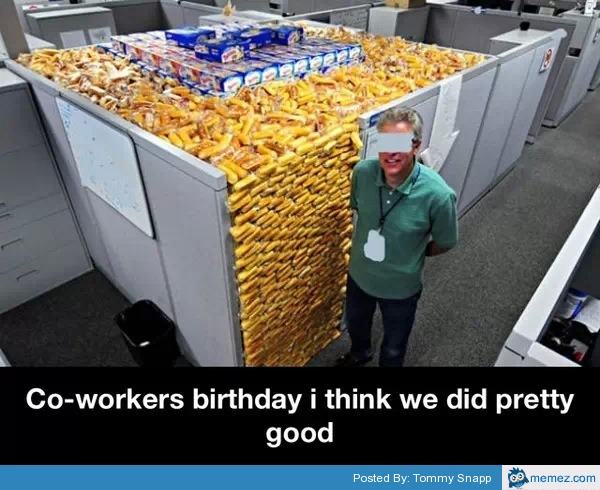 Funny Happy Birthday Meme For Coworker : Home memes