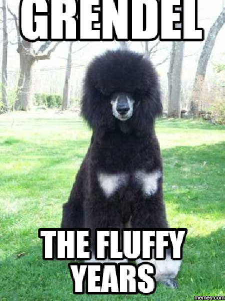 Grendel The Fluffy Years