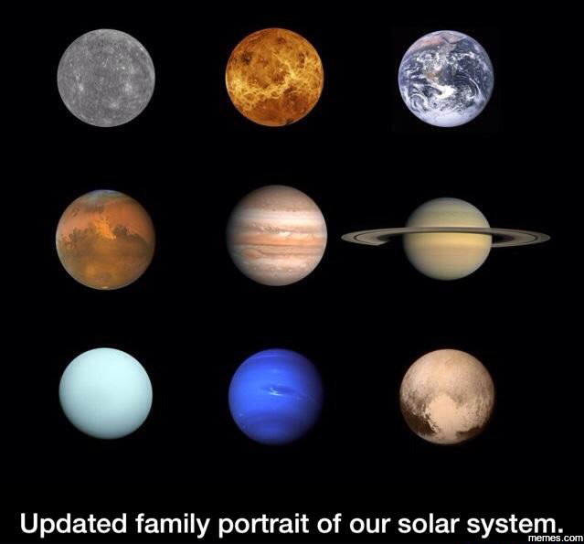 silly meme solar system - photo #49