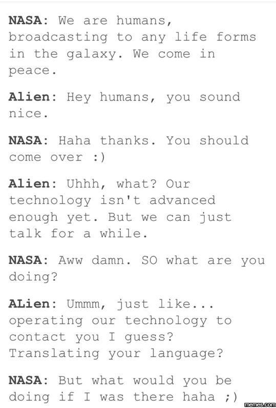 talking to aliens nasa - photo #35