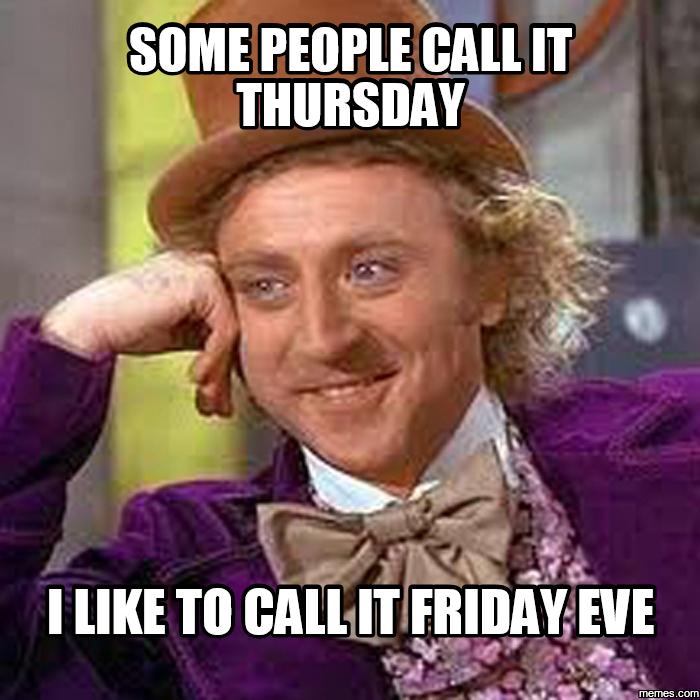 Funny Birthday Meme For Man : Image gallery thursday meme