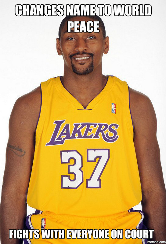 metta world peace #11