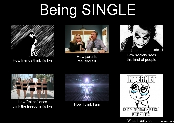 Funny Memes About Being Single : Home memes