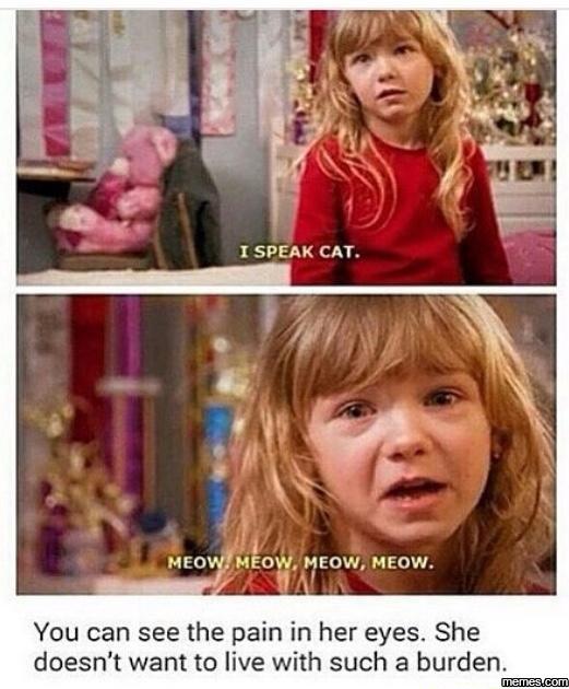 how to speak cat latin