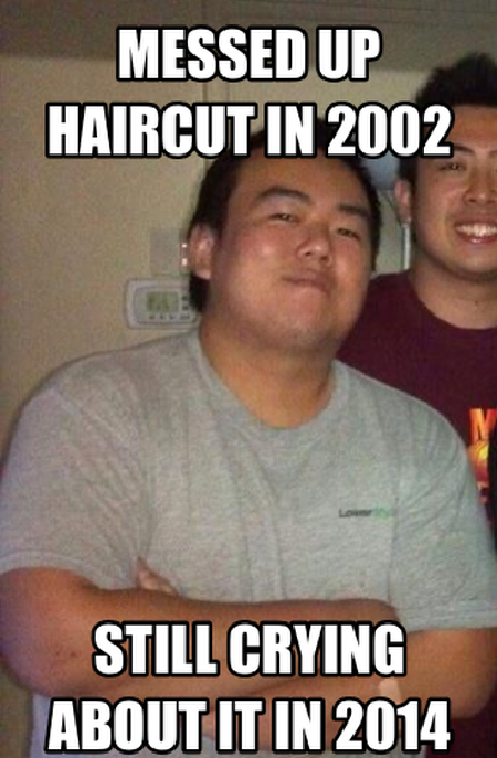 Messed Up Makeup: Messed Up Haircuts Memes
