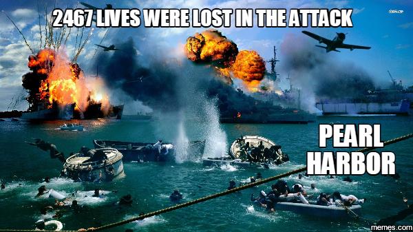 Pearl Harbor >> Home | Memes.com