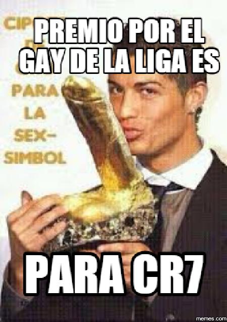 Gay fotos cristiano ronaldo
