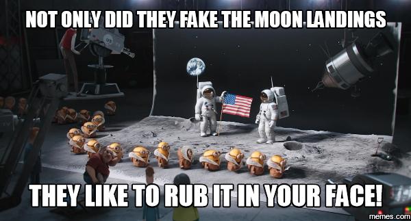 834265 home memes com,Moon Landing Meme