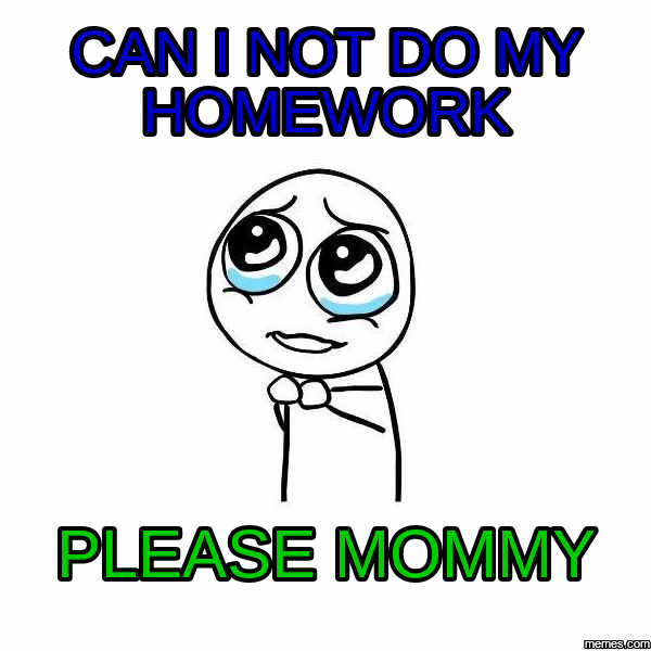 Do my homework assignments